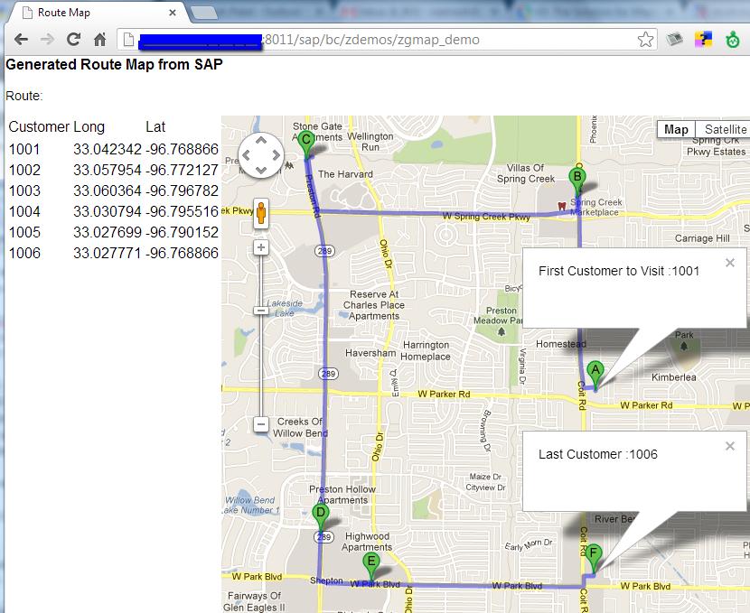 umkreissuche google maps