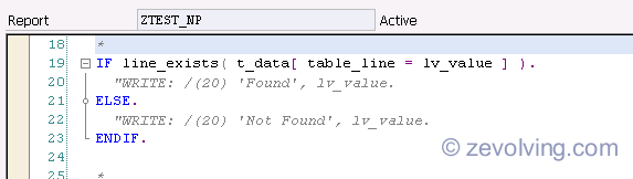 ABAP_740_List_Exists_Function