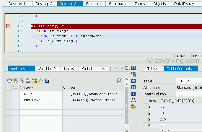 ABAP 740 – FOR Iteration Expression | ABAP Help Blog