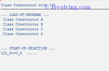 ABAP_740_Class_constructor_Ex_4